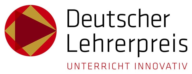 Logo Deutscher Lehrerpreis - Unterricht innovativ