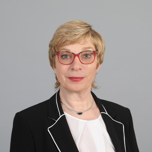 Portraitbild Dr. Susanne Lin Klitzing