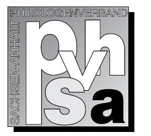 Logo Philologenverband Sachsen-Anhalt