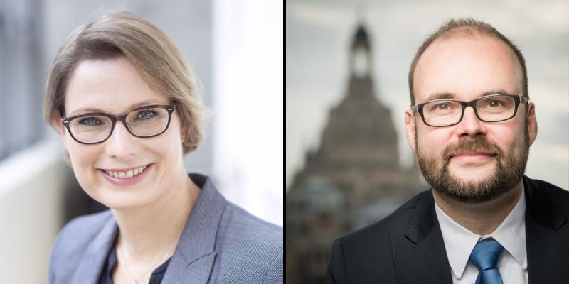 """""""Deutscher Lehrerpreis – Unterricht innovativ"""" neue Jury-Mitglieder Dr. Stefanie Hubig, Christian Piwarz"""