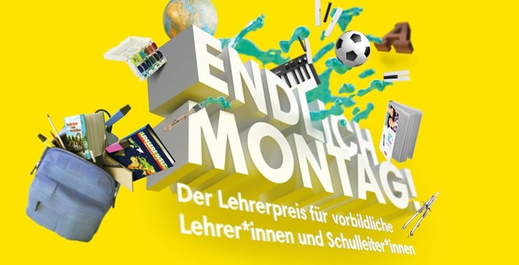 """Wettbewerb """"Deutscher Lehrerpreis – Unterricht innovativ"""""""