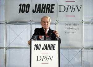 DPhV feiert sein 100-jähriges Jubiläum