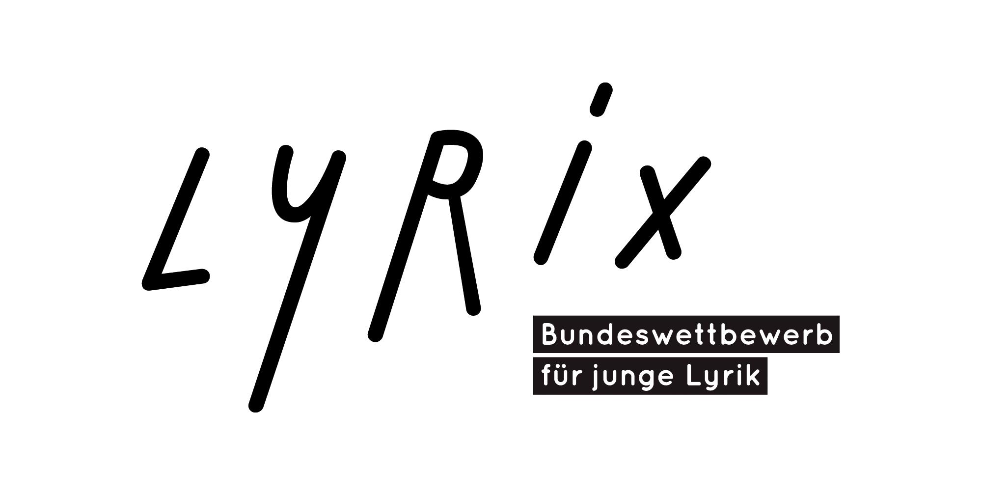 Logo lyrix Junge Lyrik