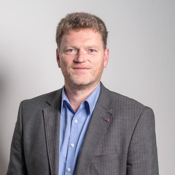 Beisitzer im Vorstand des DPhV Dr. Marcus Hahn