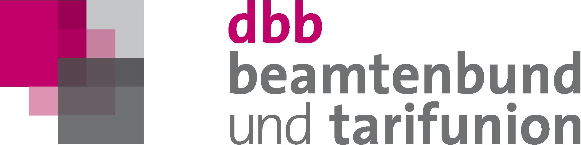 Logo dbb Beamtenbund