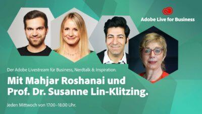 Adobe Live for Business #9 – Kreativität und Technologie in der Bildung