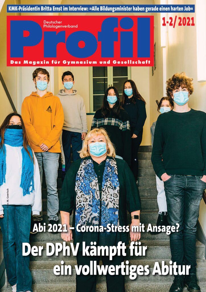 Profil Ausgabe Januar/Februar 2021
