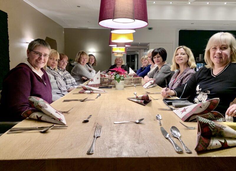 Treffen Frauen-AG - neue Mitglieder gewinnen