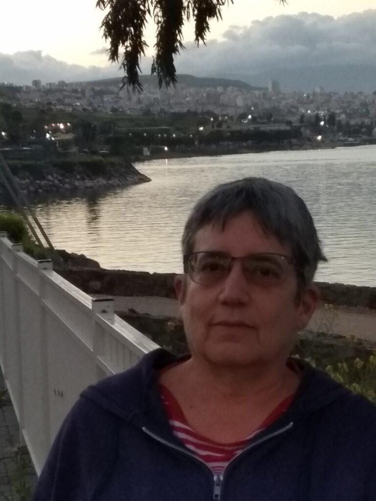 Tsipi Sandler Lehrerin