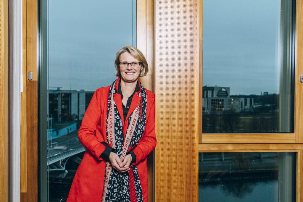 Interview mit Bundesministerin für Bildung und Forschung Anja Karliczek