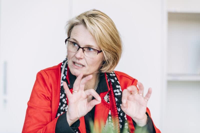 Anja Karliczek - Bundesbildungsministerin