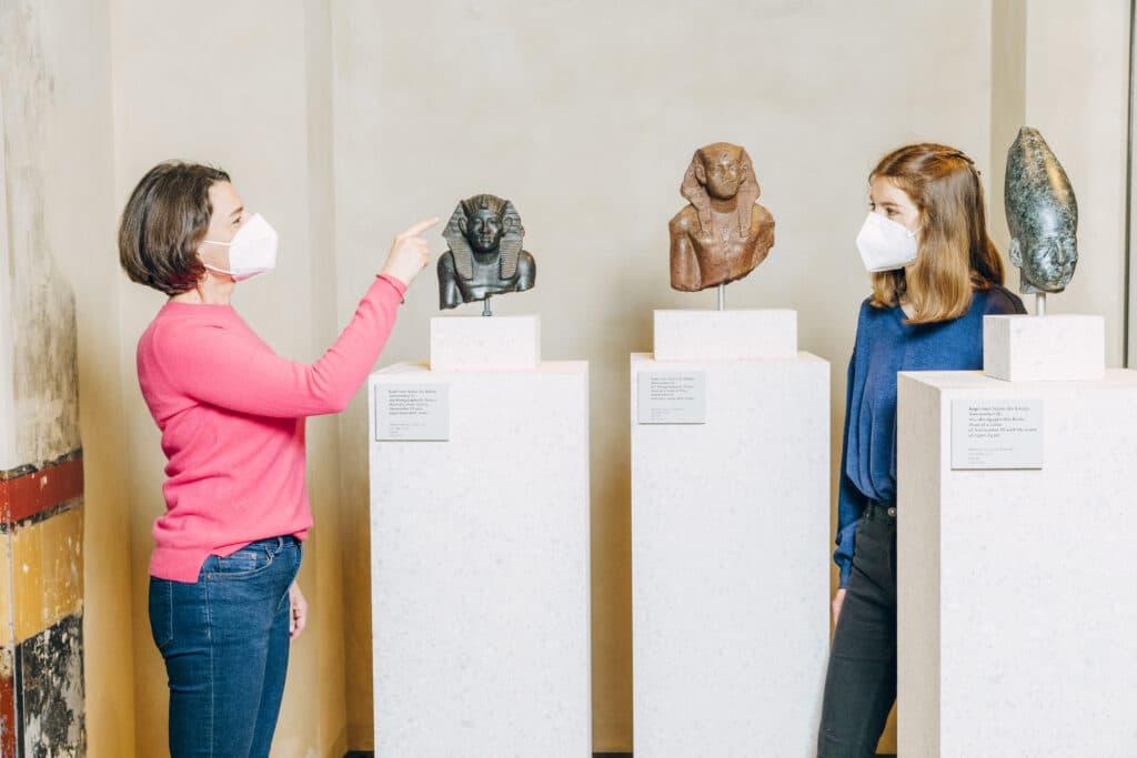 Archäologie im Geschichtsunterricht