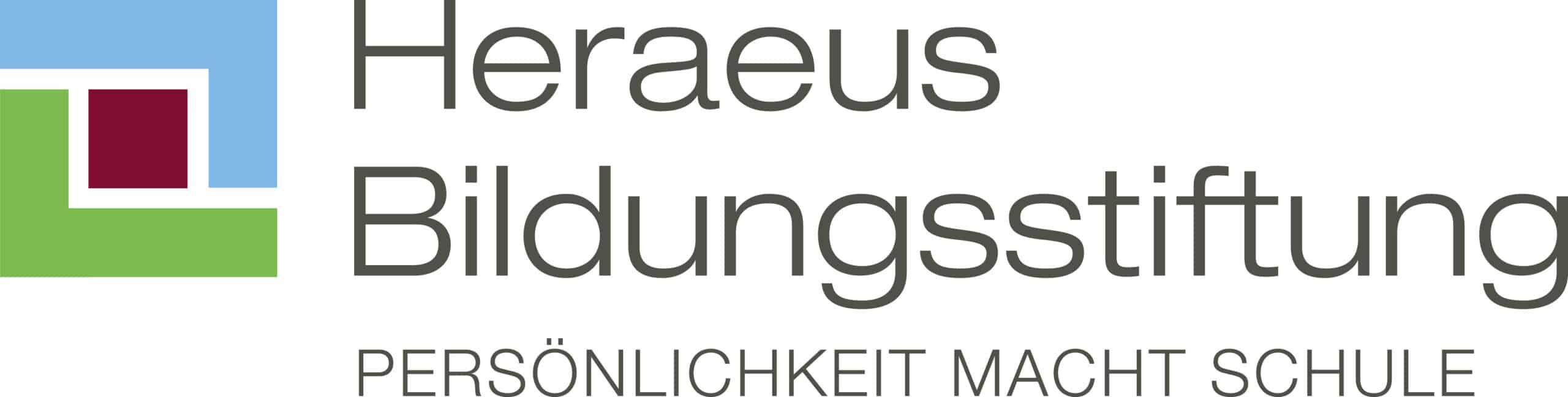 Heraeus Bildungsstiftung Logo
