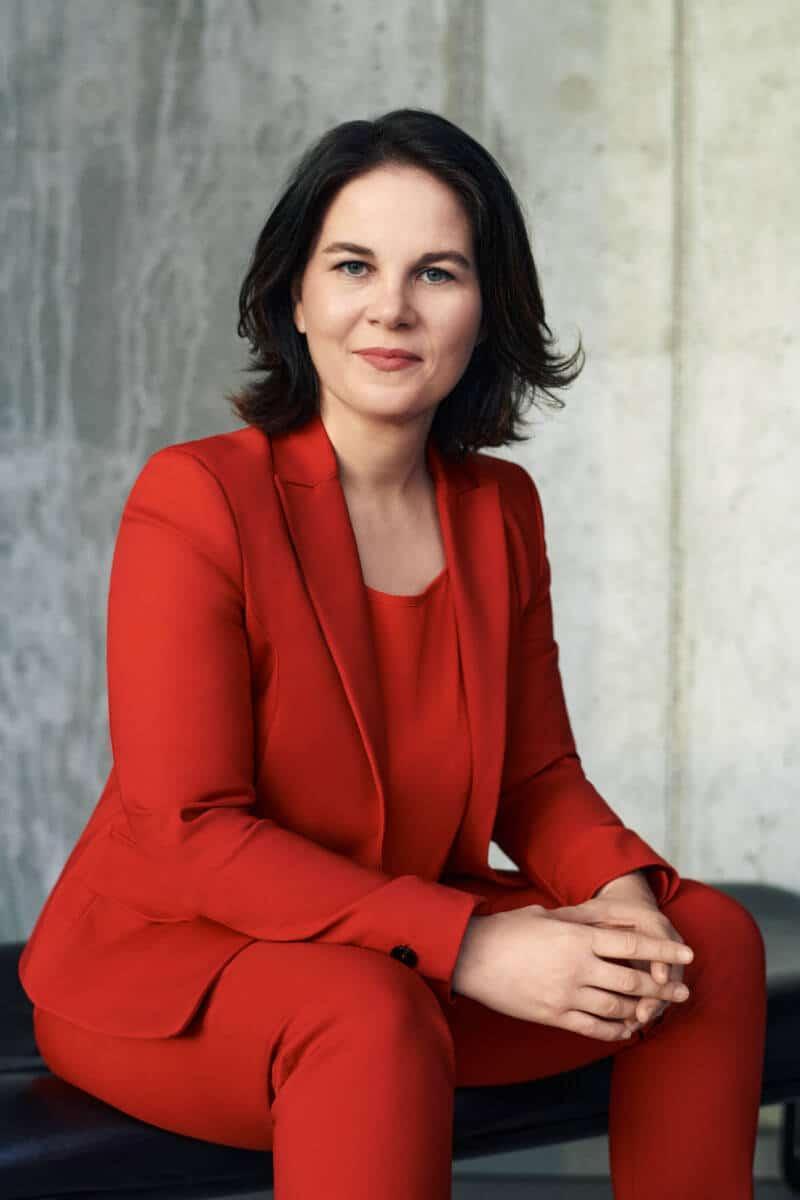 Annalena Baerbock Kanzlerkandidat:innen Credit: Grüne.de