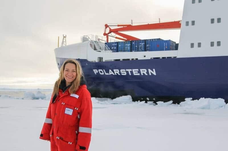 Prof. Dr. Antje Boetius zum Klima