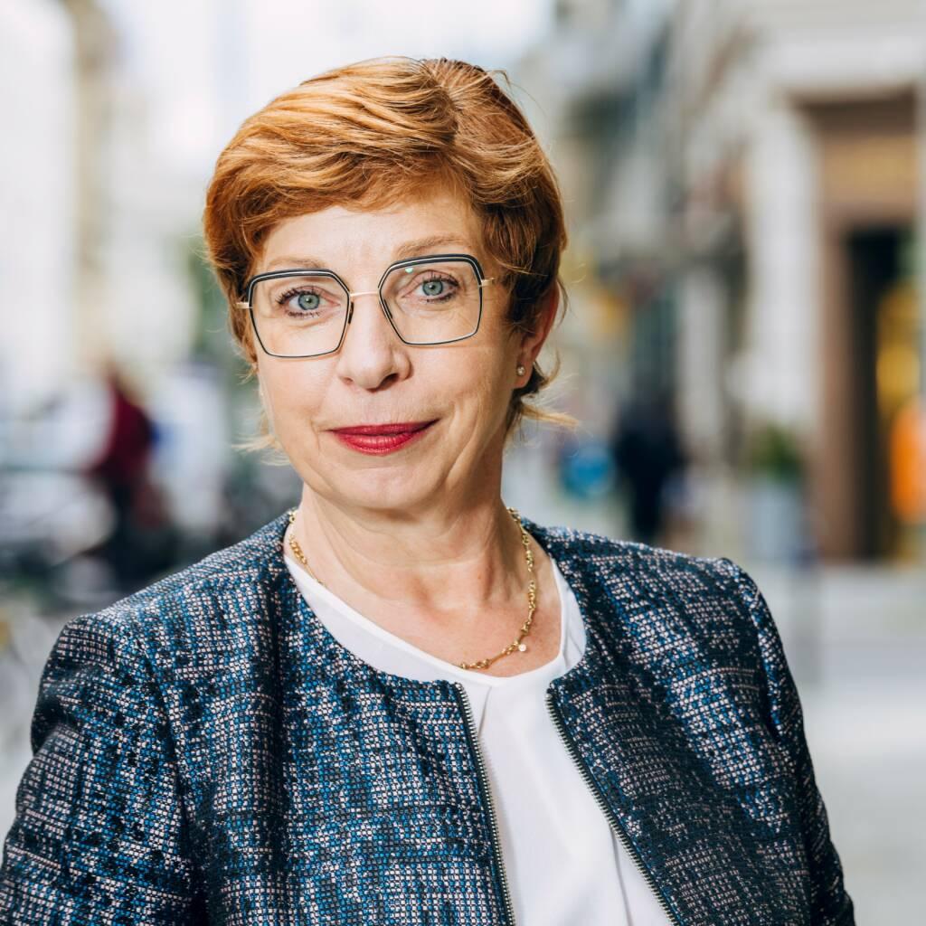 Prof. Dr. Susanne Lin-Klitzing - Bundesvorsitzende vom Deutschen Philologenverband